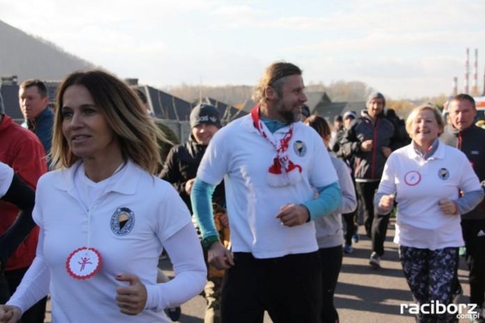 """Patriotyczna """"Mila Niepodległości"""" Rydułtowy"""