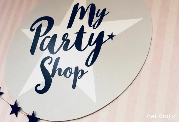 My Party Shop – zaczarowane miejsce, które cieszy oko i serce