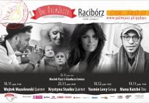 Festiwal PalmJazz Days. Koncerty w Raciborzu