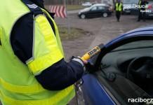 Policja Racibórz: Zatrzymano 27-letniego pijanego kierowcę