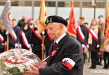 Uroczystości z okazji Święta Odzyskania Niepodległości w Raciborzu