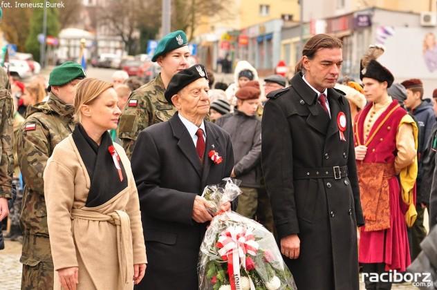 Obchody 100-lecia odzyskania niepodległości przez Polskę w Raciborzu