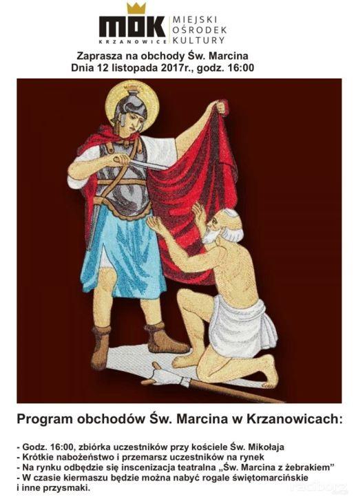 sw marcin krzanowice