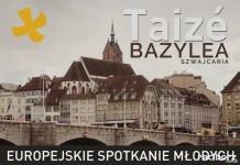 Europejskie Spotkanie Młodych w Bazylei. Zapisy także w Raciborzu