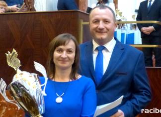 Urszula i Krystian Kretek z Krzanowic.