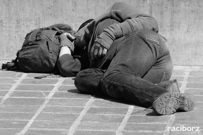 bezdomni Racibórz