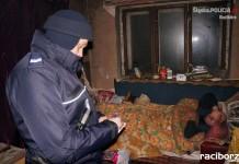 Mróz śmiertelnym zagrożeniem dla samotnych, chorych i bezdomnych