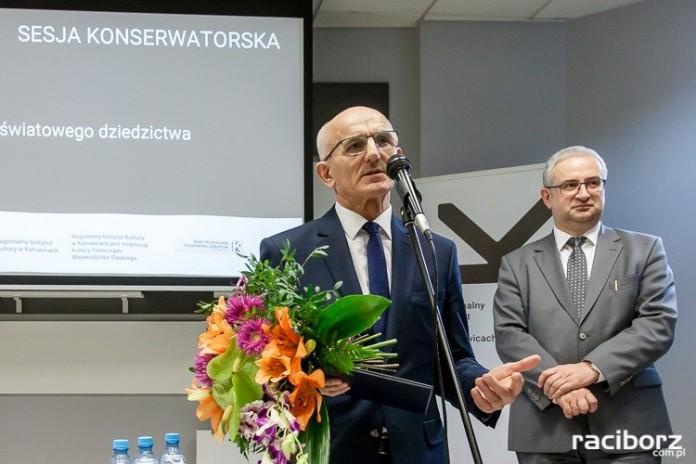 Starosta Winiarski odebrał nagrodę za remont kaplicy zamkowej