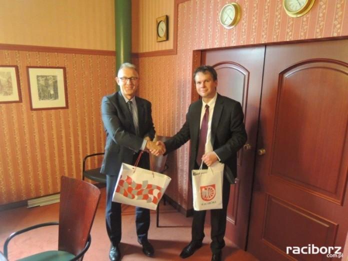 Współpraca Racibórz czeskie miasta