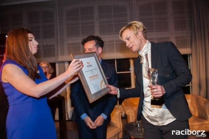 Prezes zarządu Rafako S.A. otrzymała nagrodę