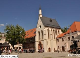 Powiat raciborski wyróżniony za remont kaplicy zamkowej