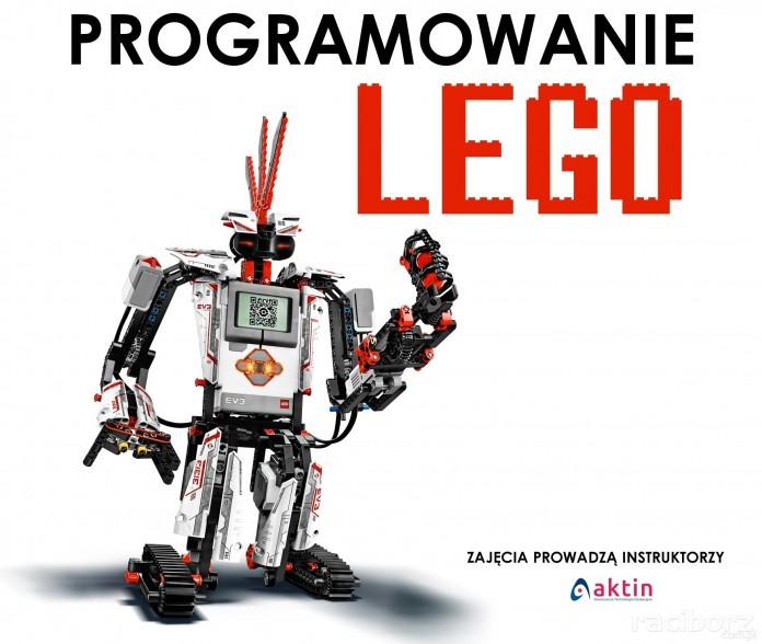 Biblioteka Racibórz: Warsztaty programowania Lego