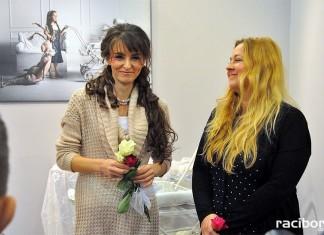 Ewa Anna Lenard i Monika Juraszek.