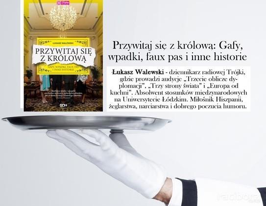 Biblioteka Racibórz: Spotkanie z Łukaszem Walewskim, dziennikarzem radiowej Trójki