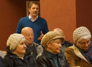 Prezydent Raciborza spotkał się z mieszkańcami Miedonii