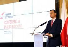 Morawiecki ogłosił program dla Śląska. 40 miliardów na stole. Mocna deklaracja co do Rafako