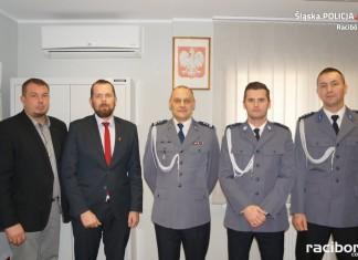 Policja: Nowy komendant w Krzyżanowicach