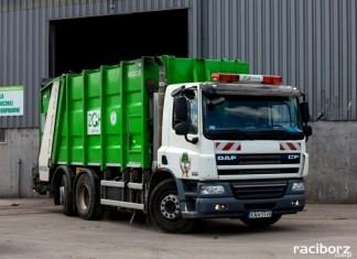 W Raciborzu będzie obowiązywał nowy harmonogram wywozu odpadów komunalnych