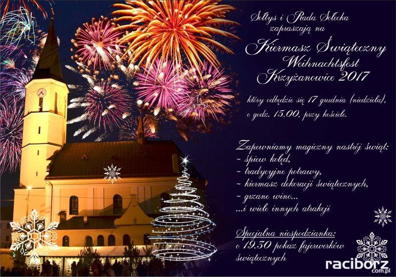weihnachtsfest krzyzanowice