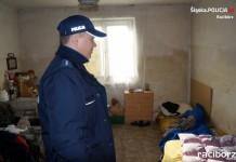 Policja Racibórz: Dzielnicowi kontrolowali pustostany