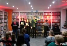 Racibórz: Kolędowanie w bibliotece na Ostrogu