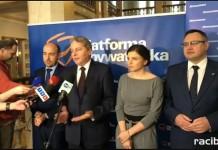 """PO i Nowoczesna jednoczą siły na Śląsku. """"Trzeba bronić samorząd przed PiS"""""""