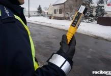 """Akcja """"Alkohol i narkotyki"""" w Raciborzu: Policjanci kontrolowali kierowców"""