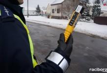 Racibórz, Kuźnia: W długi weekend policja zatrzymała 5 nietrzeźwych kierowców