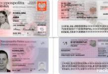 Wymiana dowodu osobistego w Polsce. Na zdjęciu: stary i nowy dowód osobisty