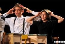 """Teatr Tetraedr """"Gwoli jakiejś tajemnicy"""""""