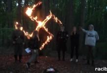 Zero tolerancji dla neonazizmu w Wodzisławiu Śląskim