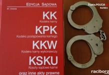 32-letni złodziej pierścionków w rękach policji