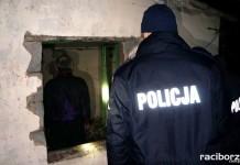 policja raciborz bezdomni