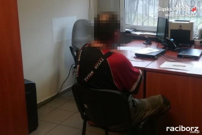 Pościg ulicami Rybnika i Rydułtów. Policja znalazła mieszkańca Rydułtów