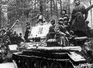sowieckie czolgi