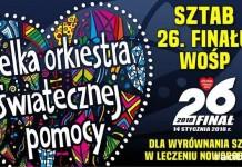 26. Finał WOŚP w Raciborzu. Program
