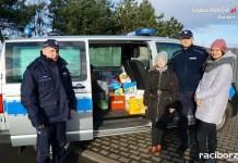 Policja Racibórz: Mundurowi zorganizowali zbiórkę dla poopiecznych raciborskiego schroniska