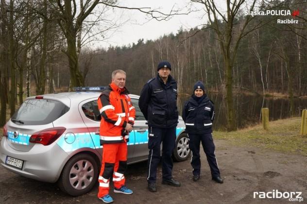 Racibórz: Wspólne patrole dzielnicowych i ratownika WOPR