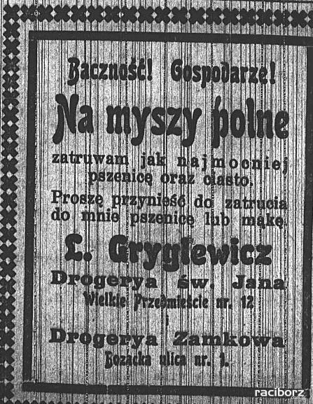 Racibórz i Raciborska prasa w roku odzyskania przez Polskę niepodległości