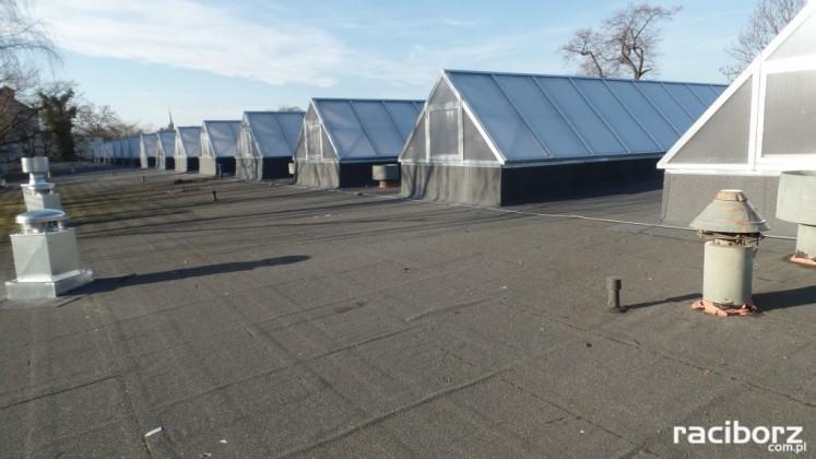 Termomodernizacja świetlików dachowych w CKZiU nr 2