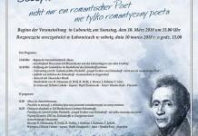 230 rocznica urodzin jospeha von eichendorffa