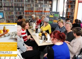 Biblioteka Racibórz: Spotkanie z mgr farmacji Małgorzatą Nowak
