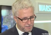 Jacek Wojciechowicz opuszcza Platformę Obywatelską.