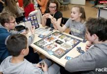 klub gier planszowych biblioteka raciborz
