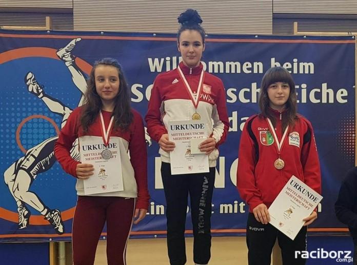 Julia Łukasiak zdobyła złoty medal w Berlinie