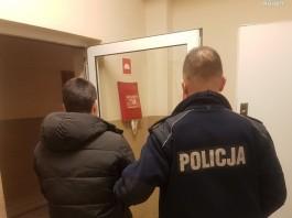 Kuźnia Raciborska: Policjanci zatrzymali złodzieja piwa