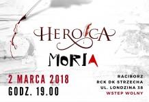 Racibórz: Heroica i Moria w DK Strzecha