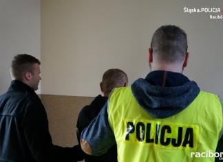 Kuźnia Raciborska: Policja zatrzymała sprawcę włamań do altanek