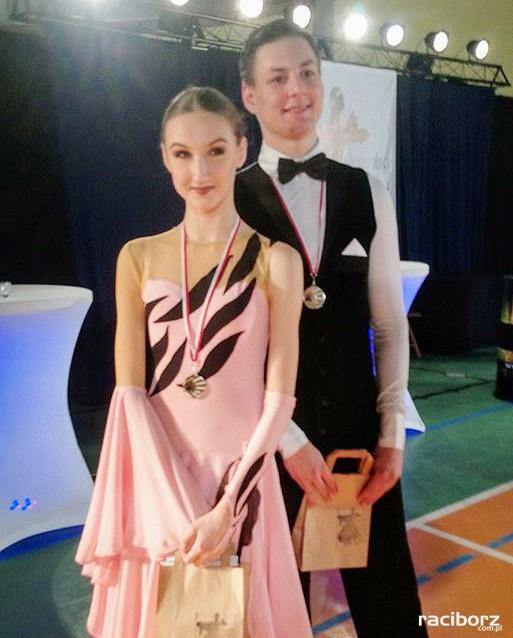 Dawid Bogdziewicz i Magda Jureczko