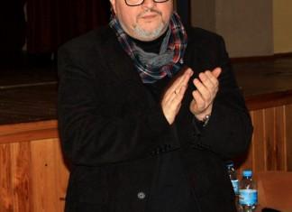 Leszek Jodlinski w Miejskim Osrodku Kultury w Krzanowicach